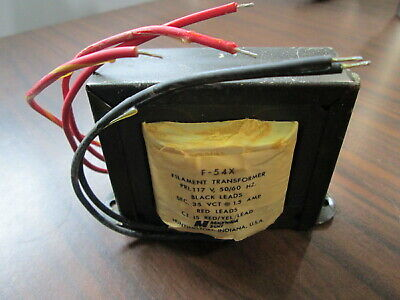 New No Box Magnetek F-54x Filament Transformer