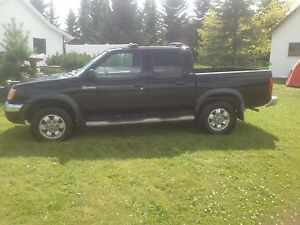 2wd 2000 Nissan Frontier