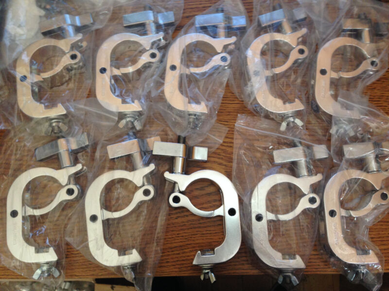 Cosmic Truss Clamp 5070 Trigger clamp, 550 lbs. / 250 kg load Pkg of 10 Clamps