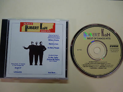 The Best of Dance Hits by Hubert Kah (CD, Mar-1990, Curb) GREATEST