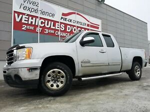 GMC Sierra 1500 4WD +SL Nevada Edition+EXT CAB+WOW! 2013