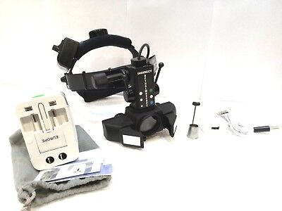 New Indirect Ophthalmoscope With Accessories By Dr Harry