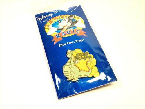 Petes Dragon Pin Disney Store 12 Months Magic 11545 Error Elliot Misspelled New