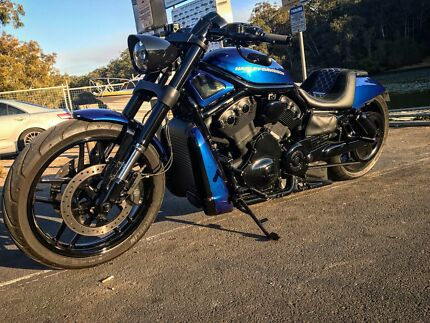Harley Davidson Night Rod Special 1250 ABS