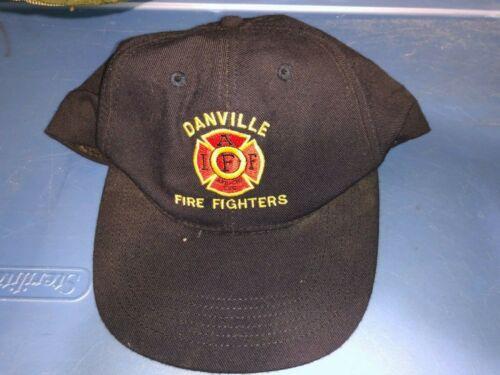 DANVILLE Virginia IAFF FIRE Fighters Hat Cap
