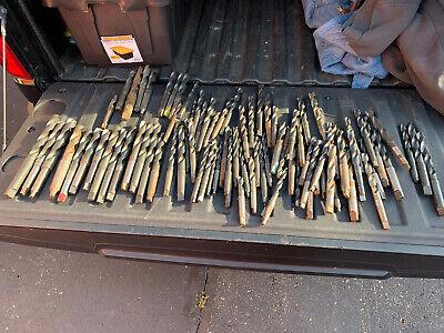 Drill Bits 80 Taper Shank Drill Bits Up To 1-18hss