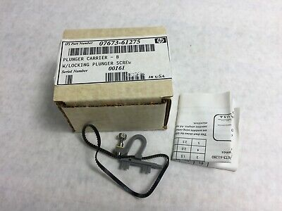 Agilent Hp Plunger Carrier B Assembly Pn 07673-61275  G1513a 7673 Series