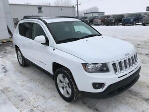 2017 Jeep Compass Sport/North High Altitude 4X4 | Remote Star...