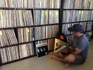WANTED VINYL RECORDS BY PRIVATE COLLECTOR CASH PAID LP's AND 45's Melbourne CBD Melbourne City Preview