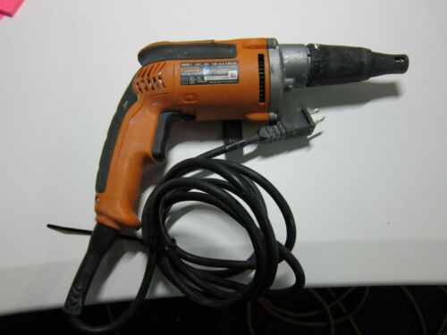 RIGID R6000-1 Corded Heavy Duty VSR Drywall Screwdriver