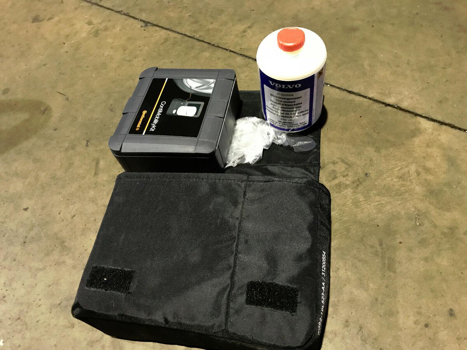 Volvo  Emergency puncture / inflation repair kit ( unused ) 2004 - 2012