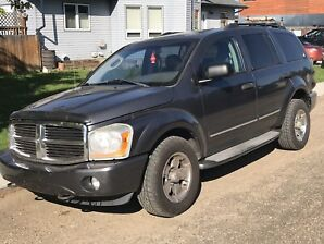 2004 Durango  all highway km