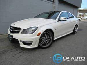 2012 Mercedes Benz C-Class C63 AMG Coupe! MINT! Easy Approvals!