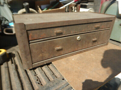 Older Kennedy Mc-22 Riser Toolbox Tool Chest Box For 520 Box