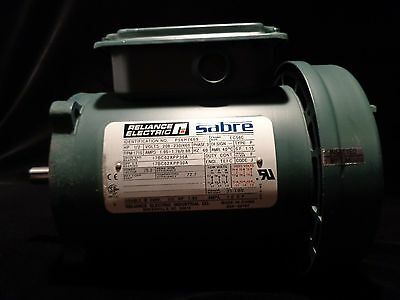 Reliance Electric Sabre Ac Motor