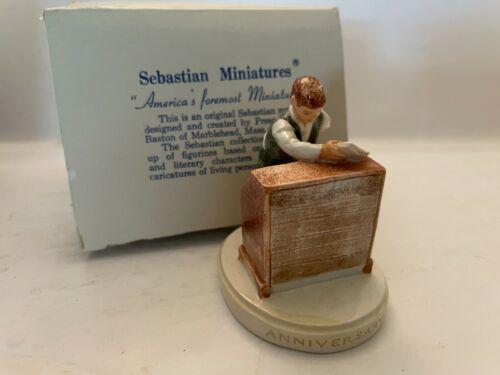 VINTAGE SEBASTIAN MINIATURES Anniversary