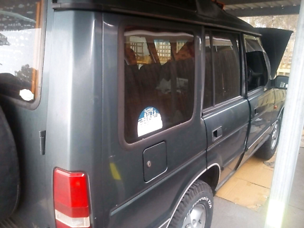 4x4 v8 1995 discovery 1 auto sell complete IT RUNS