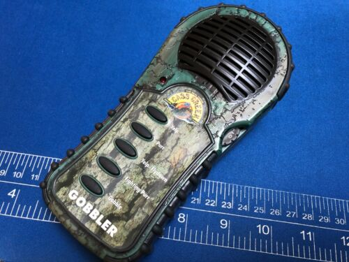 CASS CREEK GOBBLER TURKEY Call with 5 Different Calls Tested Working Electronic