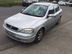 WRECKING 2001 TS HOLDEN ASTRA HATCH MANY PARTS AVAILABLE CHEAP!! Craigieburn Hume Area Preview