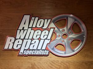 Powder-coating and wheel remanufacturing