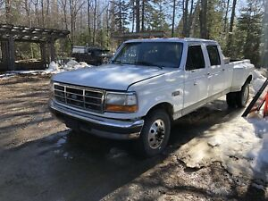 1996 ford f 350 7.3 powerstroke