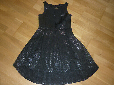 Kinder Kleid Gr 146 (Kinder Schwarz Kleid)