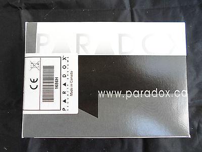 Paradox 10 Zone Spectra 1686H  Led Keypad  Security Alarm System