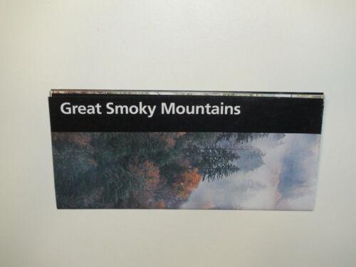 2009 Great Smoky Mountains National Park Brochure / Pamphlet - VG
