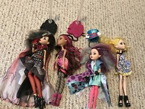 Ever After dolls