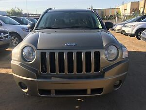 2007 Jeep Compass 4X4 (CARPROOF)(INSPECTED)