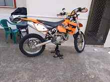 KTM 525 EXC 2004 Ermington Parramatta Area Preview