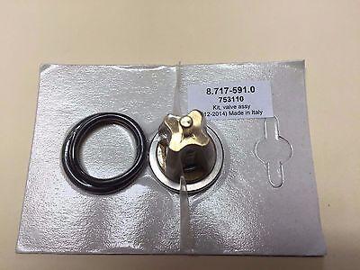 Hotsy Pump Valve Kit For Model Hc930r Pn 753110 Same As Hotsy 8.717-591.0
