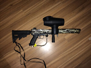 Kit paintball tipmann A-5