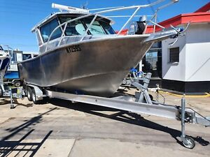 2020 Oceanic Fabrications 8.2m - Twin 200hp Mercury PRO XS 4-strokes Findon Charles Sturt Area Preview