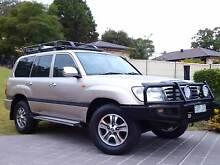 2003 Toyota LandCruiser 100 GXL Wagon HDJ100R - TURBO DIESEL Toowoomba Surrounds Preview