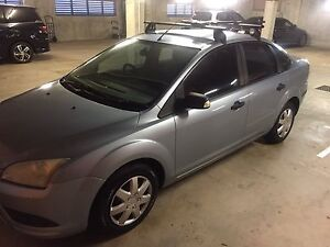 Ford Focus 2007 Manual with Roof Racks and Bike Holder Subiaco Subiaco Area Preview
