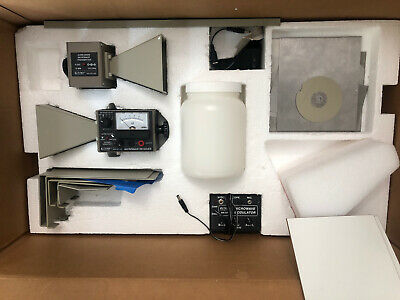 Pasco Scientific Wa-9314b Microwave Receiver Transmitter Modulator Set