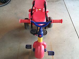 4 in 1 tricycle -Little Tikes