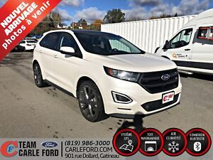 Ford Edge Sport 2015, toit panoramique, GPS