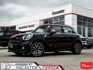 2015 MINI Cooper Countryman John Cooper Works ONLY 18229 KMS!!