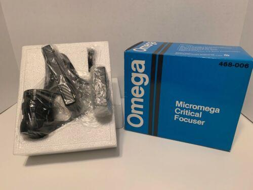 Omega Micromega Critical Focuser - 468-006