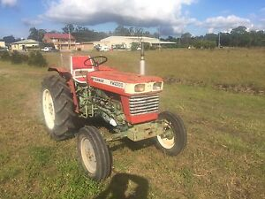 Yanmar tractor 22hp 2wd good little tractor Mullumbimby Byron Area Preview