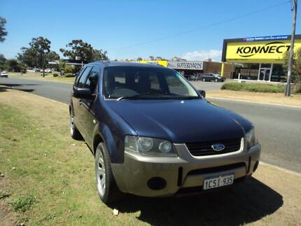 2007 Ford Territory SUV Wangara Wanneroo Area Preview