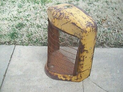 Rare 1939 40s Minneapolis Moline R Tractor Grill Shell Grill Hot Rodrat Rod