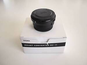 Sigma MC-11 adapter Clarkson Wanneroo Area Preview