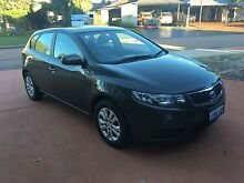 2011 Kia Cerato Hatchback Cable Beach Broome City Preview