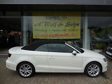 "Audi A3 2.0 TDI Cabriolet Attraction PDC, 17"" ALU"