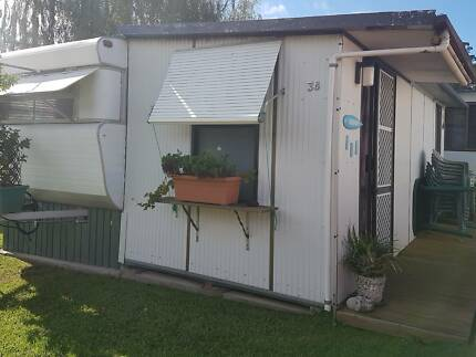 Weekends away with no checkout time - Onsite Caravan for Sale Batehaven Eurobodalla Area Preview