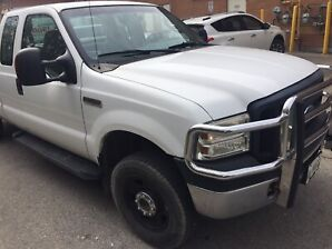 FORD F250 GAS WITH BOSS V PLOW FOR SALE $10,000