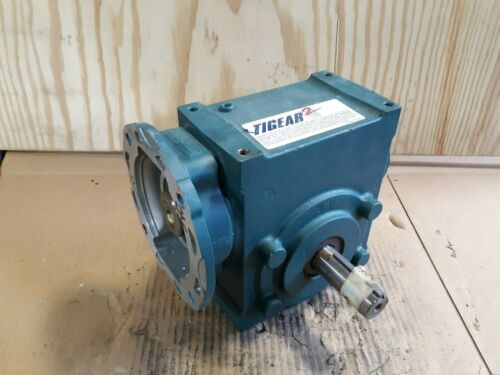 "*NOS* Tigear 2 Gear Reducer 26Q60R56 60:1 IN: 5/8"" & OUT: 1-1/8""  1.08 HP S39"